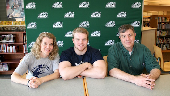 Pennridge's Weisberg to Compete in Powerlifting at Midland