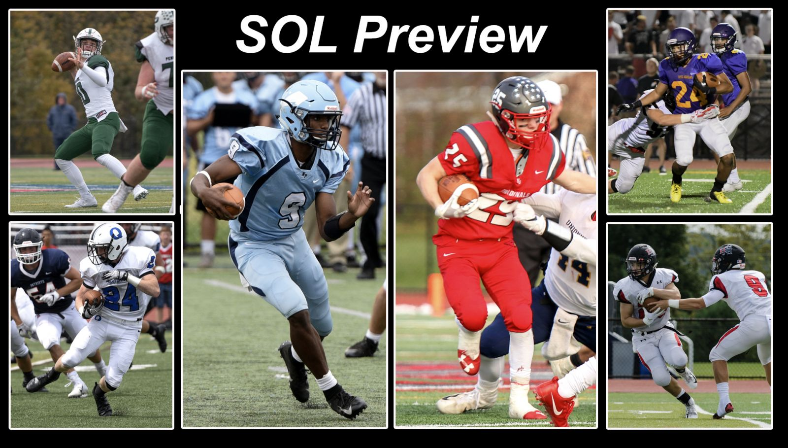 Sol Football Preview Thanksgiving Day Games District One 6a 5a